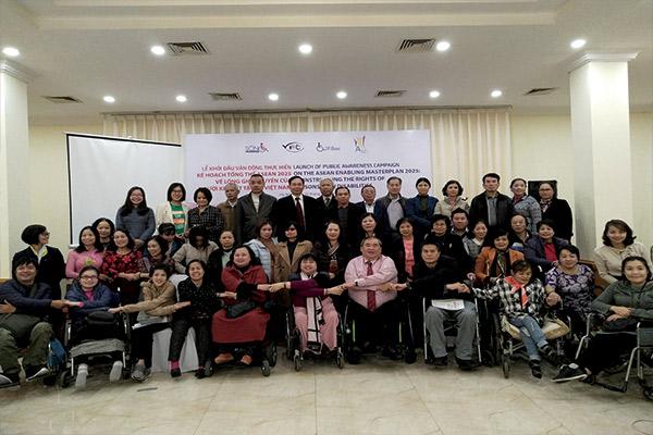 Kế hoạch tổng thể về lồng ghép các quyền của người khuyết tật