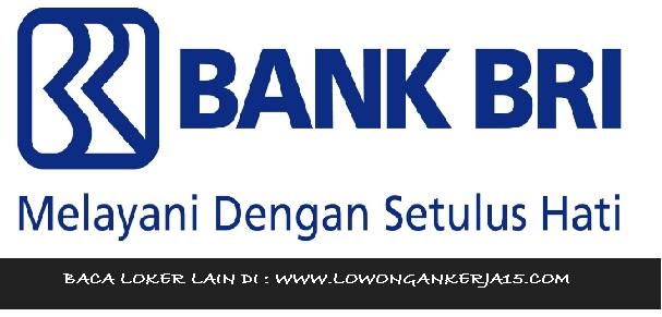 Lowongan Kerja Bank BRI Posisi PAKUR dan Frontliner Minimal SMA