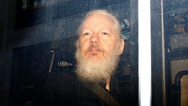 Experto de la ONU: La vida de Julian Assange está en peligro