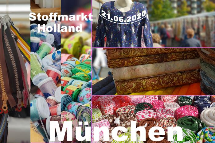 shops-muenchen.de Blog: Der Stoffmarkt Holland gastiert