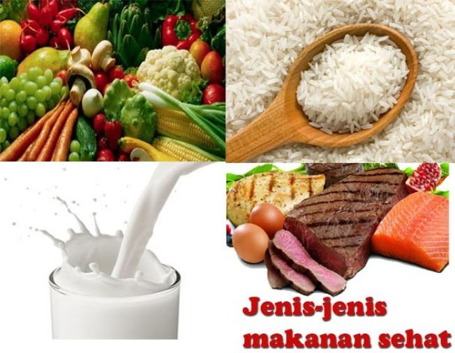 Jenis-Jenis Makanan Sehat
