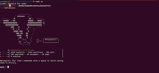 ubuntu hacking