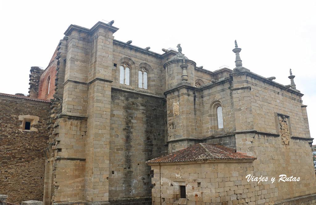 Iglesia del conventual de San Benito, Alcántara