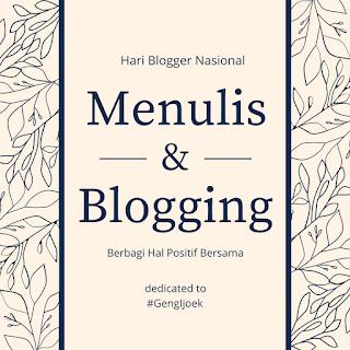 Hari Blogger Nasional 2016