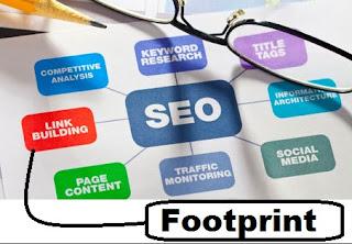 Daftar SEO Footprints Lengkap