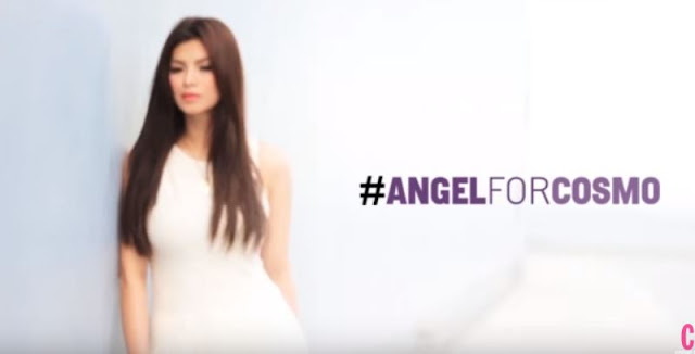 THROWBACK: Angel Locsin's Hot And Daring Photoshoot With COSMOPOLITAN!