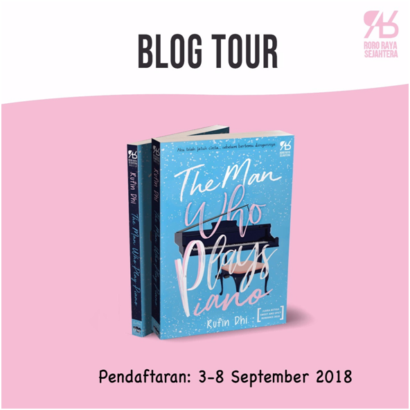 "BLOG TOUR & GIVEAWAY ""THE MAN WHO PLAYS PIANO"""