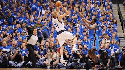 Power Forward - Dirk Nowitzki