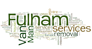 removal companies London, man and van removal company