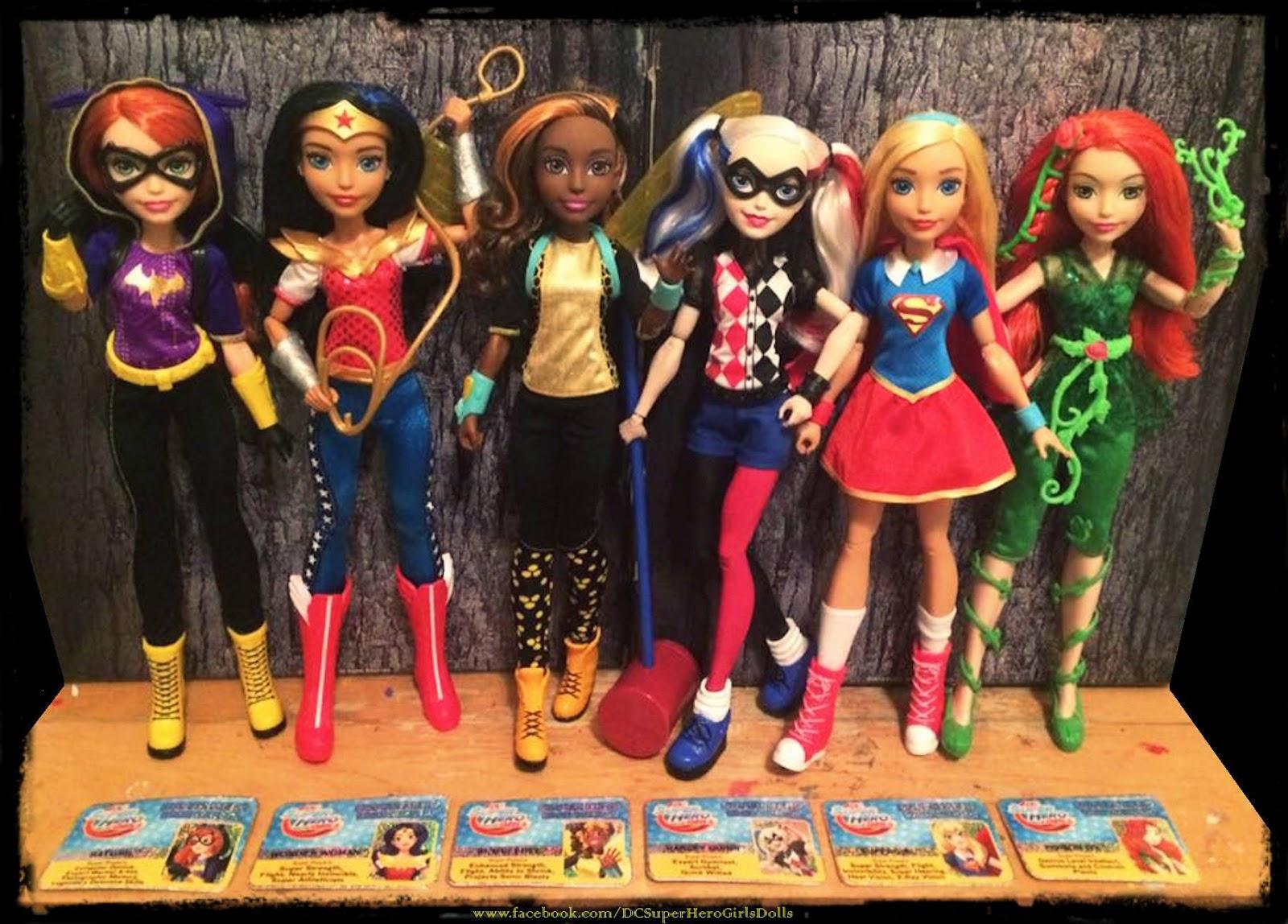 Dc Super Hero Girls Blog Fotos Caseras De Las Muecas -1046
