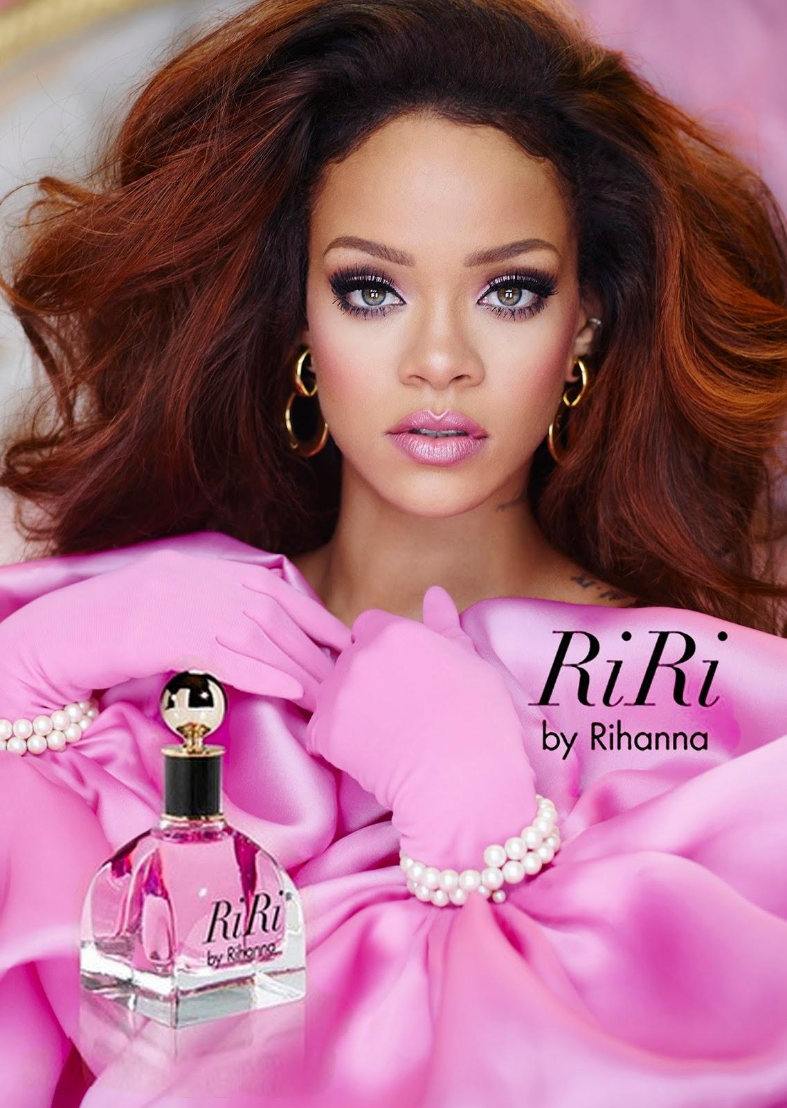 Rihanna Nude Scent