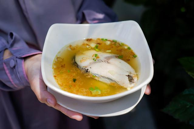 """Sup Ikan Tuna Mas """"An: Kuliner Berbagai Olahan Tuna di Jogja"""