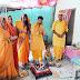 गुरु पूर्णिमा के अवसर पर गायत्री परिवार के सदस्यों ने किया परम पूज्य पंडित श्रीराम शर्मा आचार्य की पूजा