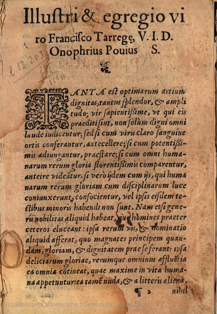 ONOPHRIO POVIO, Onofre Pou, dicsionari 1