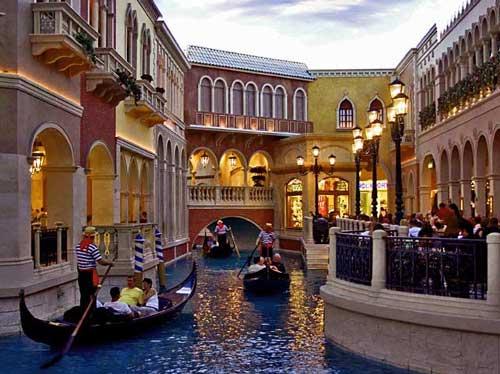 Venetian Hotel Address