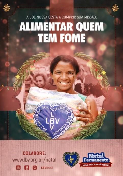 INFORMATIVO LBV - Família, Felicidade, Fé e Boas Obras
