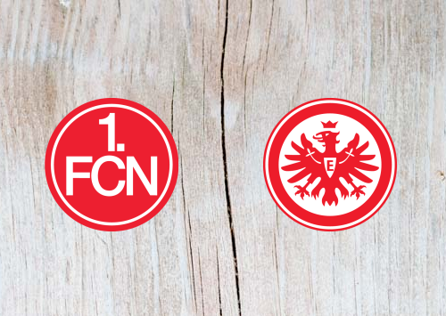 Nürnberg vs Eintracht Frankfurt - Highlights 28 October 2018