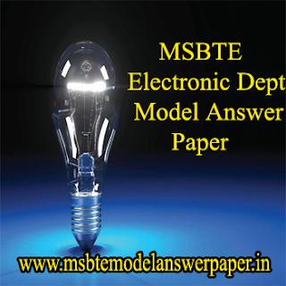 (SEM - 6) ELECT DEPT MSBTE QUESTION PAPERS DOWNLOAD PDF