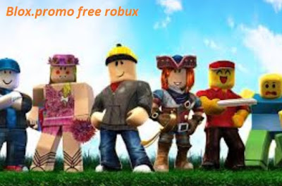 Blox.promo Free Robux On Roblox, Really
