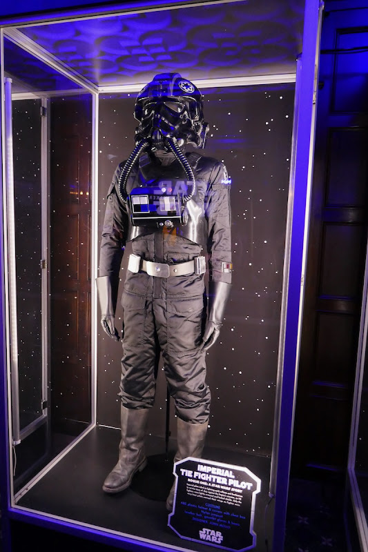 Star Wars Imperial Tie Fighter Pilot costume