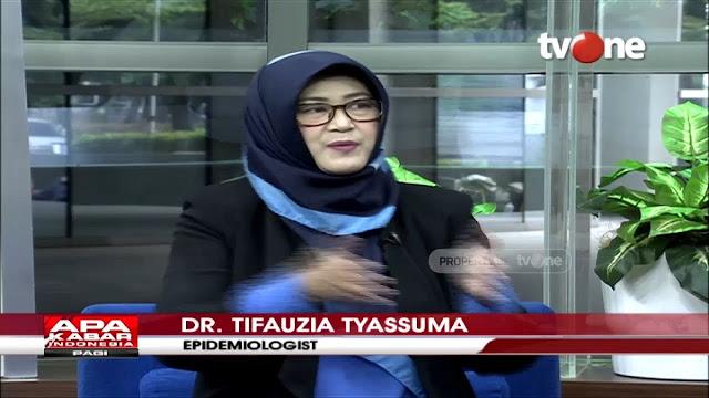 KERAS! dr. Tifa: LUPAKAN NEW NORMAL! Hapus Istilah Menyesatkan Itu!