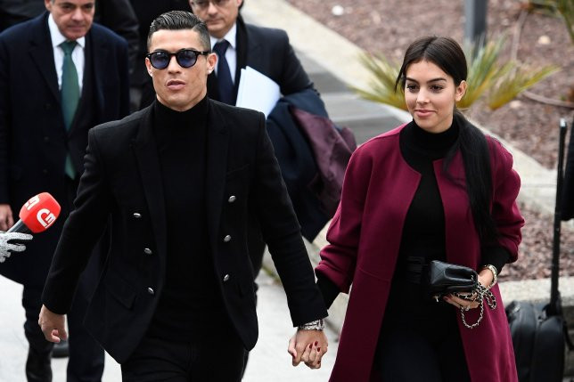 Cristiano Ronaldo vows to marry his girlfriend Georgina Rodríguez, says he's so in love with her