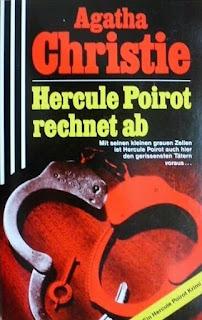 Krimi Kurzgeschichten in Hercule Poirot rechnet ab von Agatha Christie