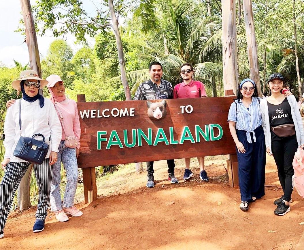 Tiket Faunaland