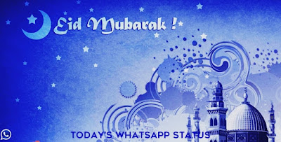 100 Eid Mubarak Quotes Wishes Status for WhatsApp in English
