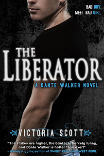 Excerpt: The Liberator by Victoria Scott & Giveaway