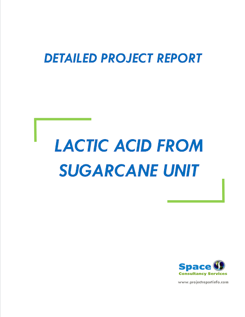 Project Report on Lactic Acid from Sugarcane Unit