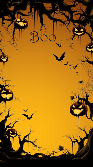 halloween wallpaper for an iphone