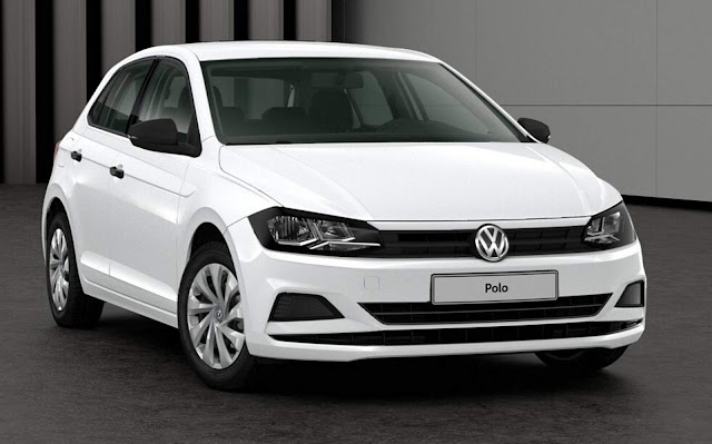 VW Polo 2018 1.0 MPI Manual