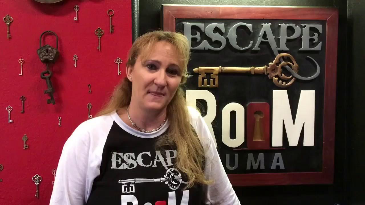 Aj Hughes Escape Room