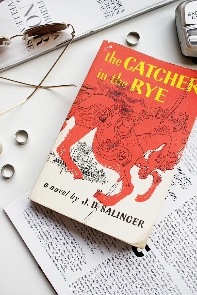 Why You Should Read 'The Catcher In The Rye'