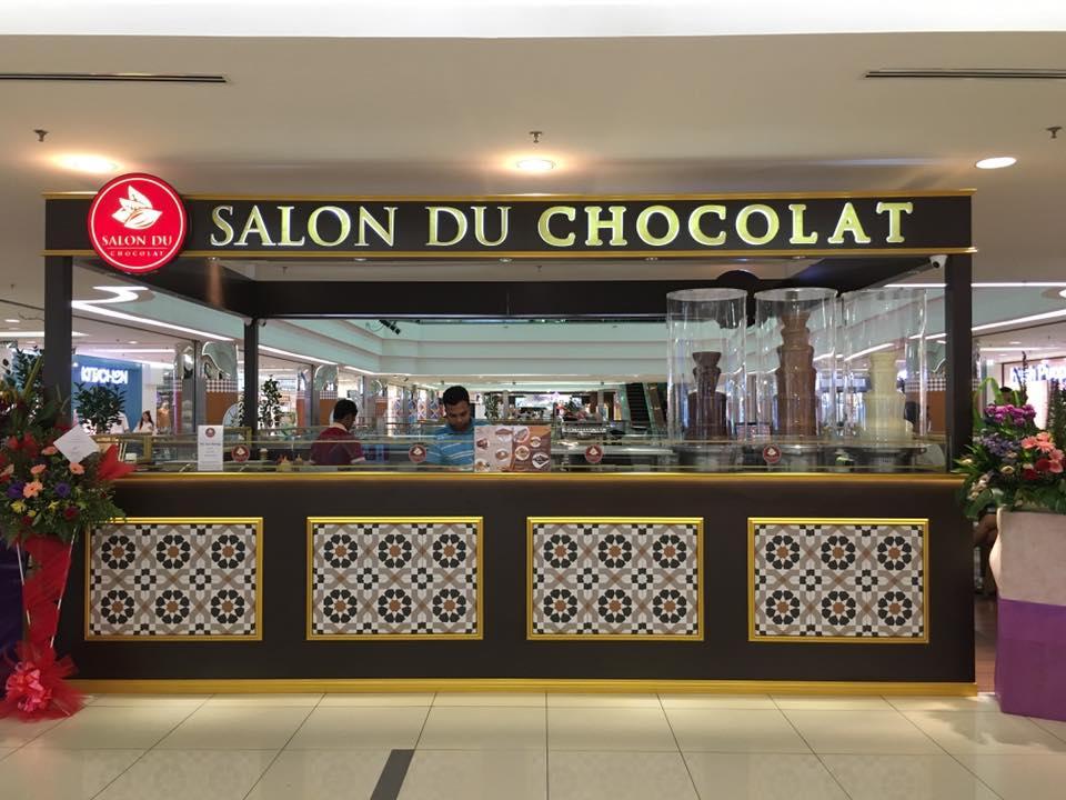 Kellys Lifestyle  Post 106 Salon du Chocolat  One Utama Shopping Centre OLD WING