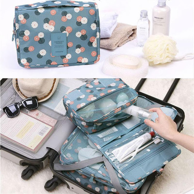 Travel Waterproof Toiletry Bag