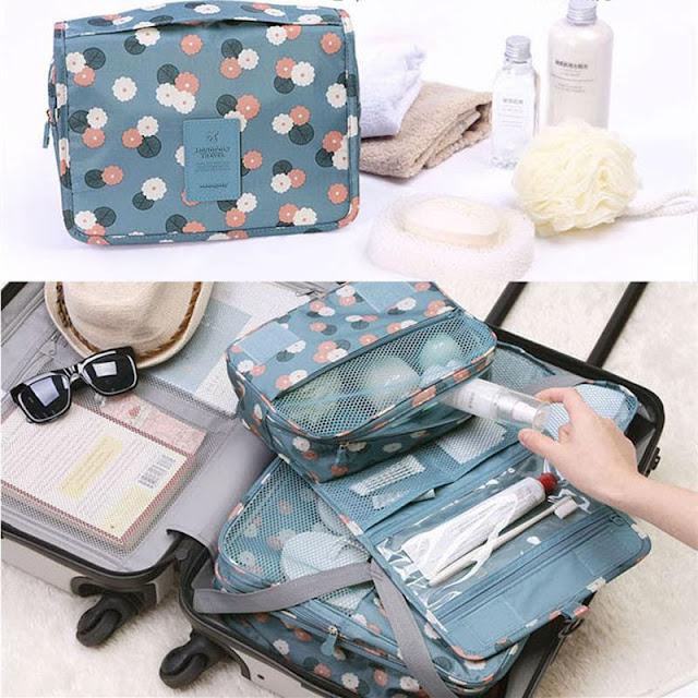 Travel Waterproof Toiletry Bag