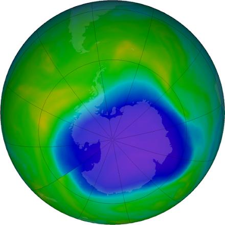 Τεράστιο έλλειμα όζοντος στην Ανταρκτική