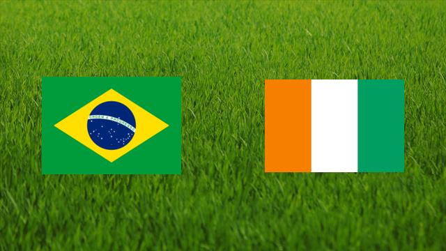 مباراة البرازيل والكوت ديفوار اليوم