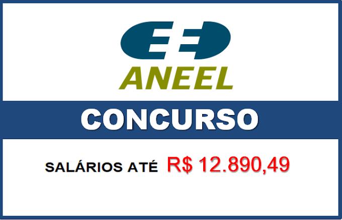 Concurso Aneel 2021: NOVO pedido de Concurso será reforçado! Até R$12.890,49