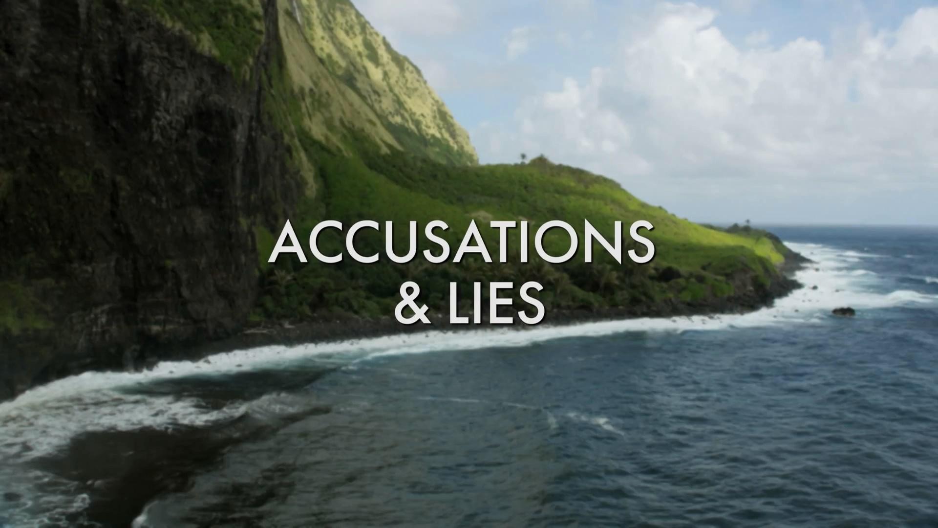 Acusaciones y mentiras (2019) 1080p WEB-DL Latino