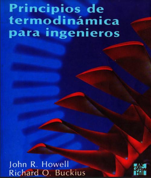 Principios de Termodinámica Para Ingenieros Howell, Buckius en pdf