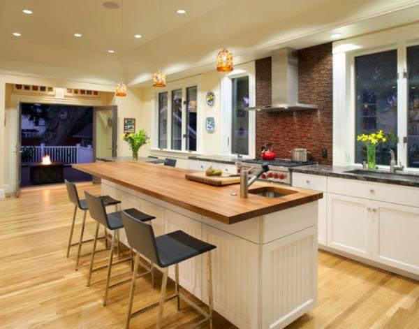 projeto de cozinha com ilha centrais