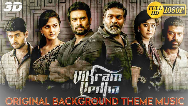 Vikram Vedha | BGM - Ringtone | Background Theme Music - Mp3 Download