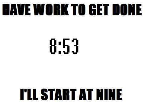 my logic at work