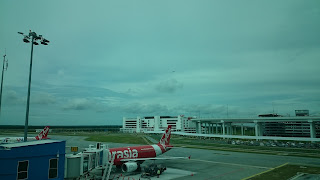 Air Asia KLIA 1 International Airport
