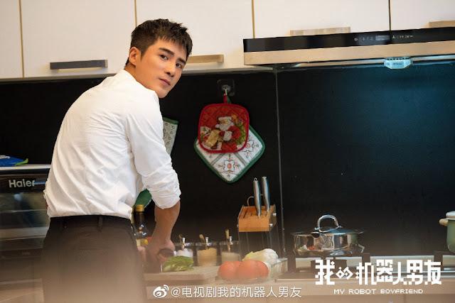 my robot boyfriend jiang chao