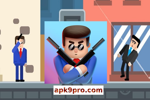 Mr Bullet – Spy Puzzles v3.9 Apk + Mod (File size 36 MB) for android
