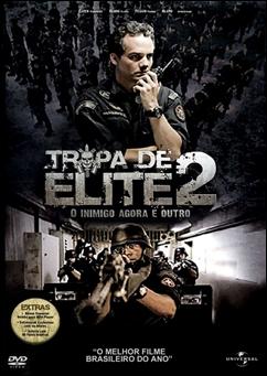Baixar Tropa de Elite 2: O Inimigo Agora é Outro Nacional Grátis